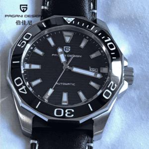 "Pagani Design PD-1668 LBLK ""Aquaracer"""