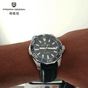 """Pagani Design PD-1668 LB """"Aquaracer"""""""