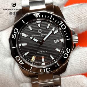 """Pagani Design PD-1668 SSBLK """"Aquaracer"""""""