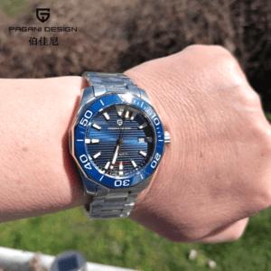 """Pagani Design PD-1668 SSB """"Aquaracer"""""""