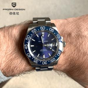 Pagani Design PD-1670 Blue