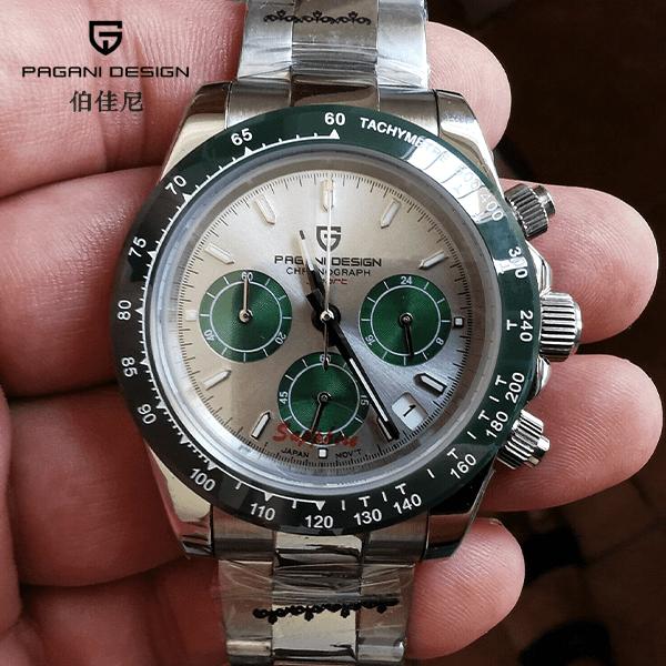 """Pagani Design PD-1644 GR """"Daytona"""""""