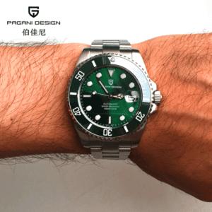 "Pagani Design PD-1661 GR ""Hulk"""