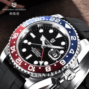 "Pagani Design PD-1662 GMT BRR ""Pepsi"""