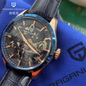 Pagani Design PD-1663 Blue Skeleton