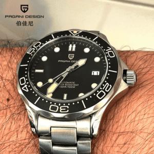 "Pagani Design PD-1667 YR ""Seamaster"""