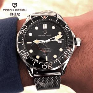 """Pagani Design PD-1667 Mesh """"Seamaster"""""""