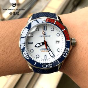 """Pagani Design Watch PD-1667 WN """"Seamaster"""""""