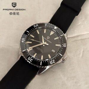 Pagani Design PD-1672 Black