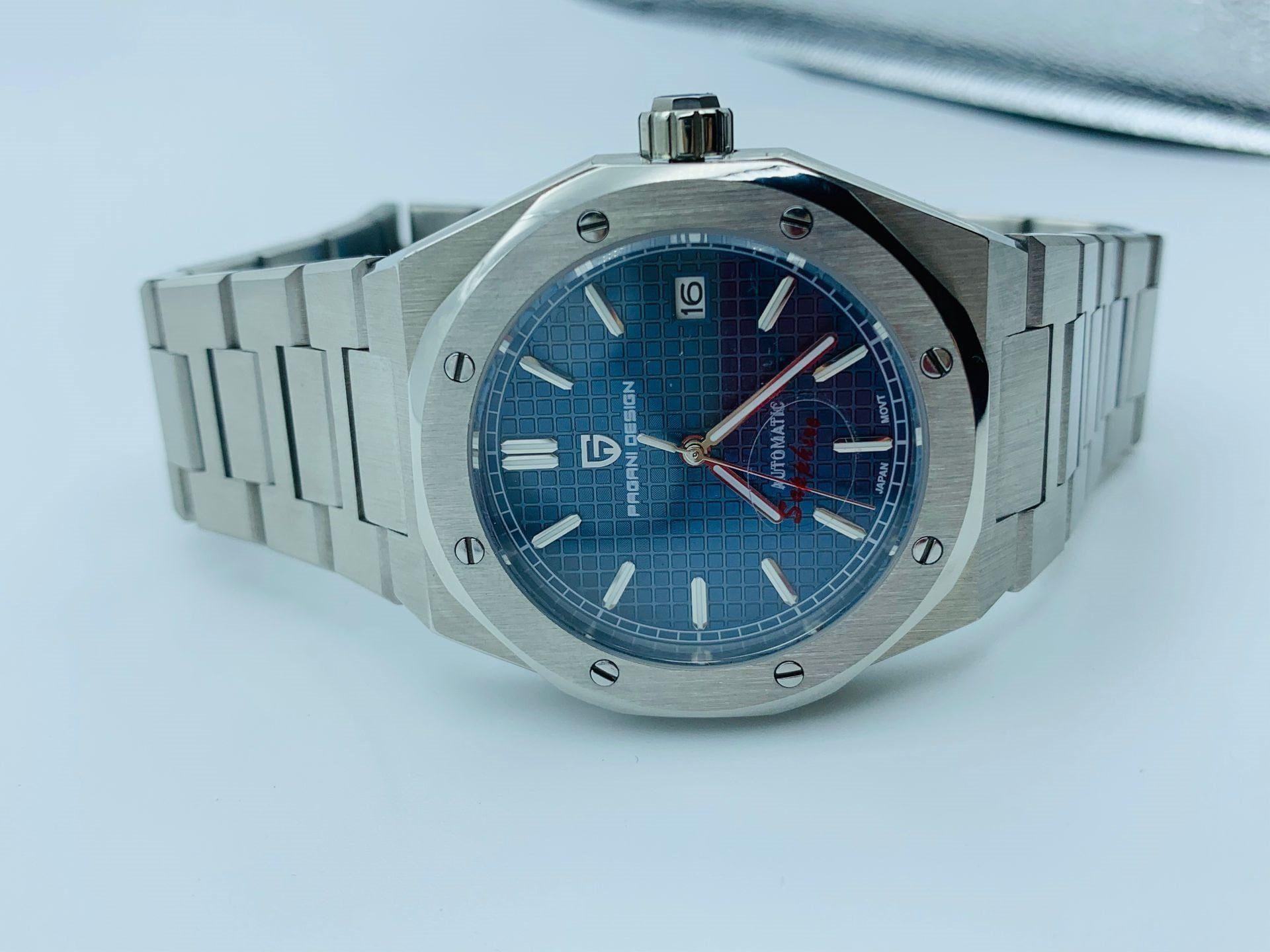 """Pagani Design PD-1673 Blue """"Royal Oak"""""""