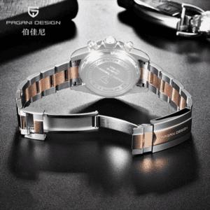 Pagani Design PD-1644 Rose Gold Bracelet